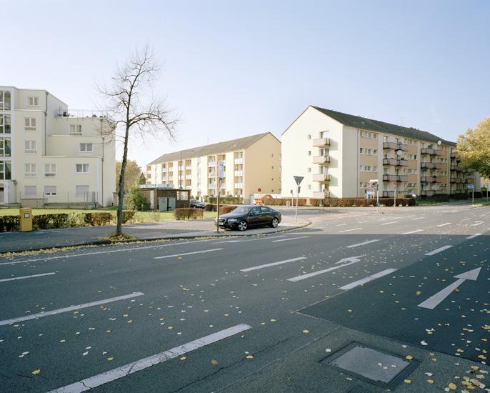 Foto einer Straßenszenerie in Köln-Nippes. Marcel Wurm Fotografie, Köln